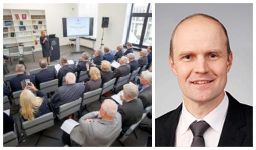 Dalyvauja baigiamajame susitikime-konferencijoje Lenkijoje