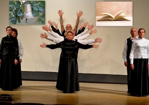 Birštono ir Koryčino savivaldybės plečia bendradarbiavimo sričių spektrą – vyresnio amžiaus žmonės jėgas išmėgina tarptautinėje teatro scenoje