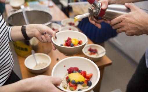 Gydytoja dietologė: košė – tai atsakymas į daugelį vaikų mitybos klausimų