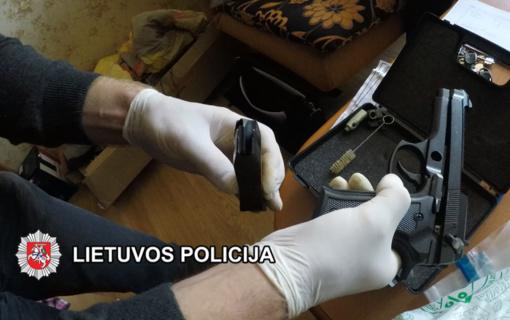Klaipėdos kriminalistų pričiuptiems sąvadautojams teismas skyrė bausmes (vaizdo įrašas)