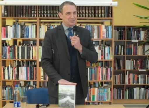 Ignalinos krašte viešėjo Arvydas Juozaitis