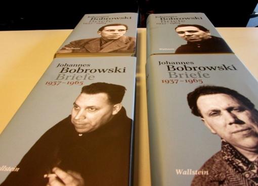 """Parodos """"Johanesas Bobrovskis - sarmatiško kraštovaizdžio poetas"""" pristatymas Vilkyškiuose"""