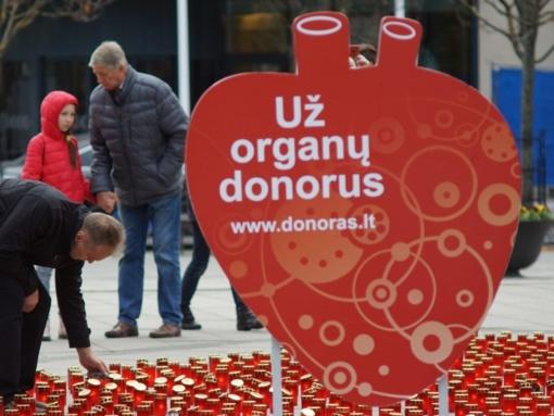 Nematoma organų donorystės pusė: išgyvenusieji dalijosi jautriomis istorijomis