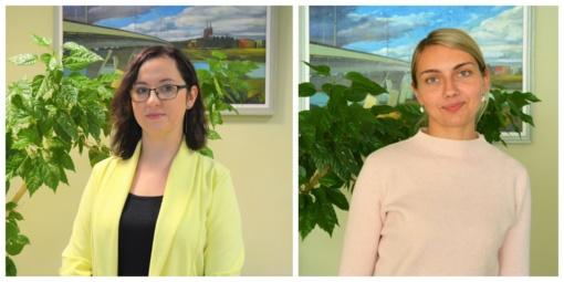 Jurbarko rajono savivaldybės administracijoje – nauji darbuotojai