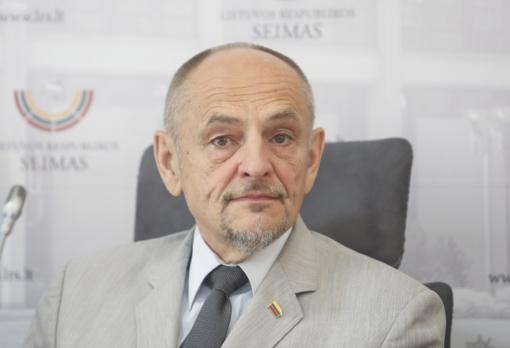 VTEK: Seimo narys A. Kirkutis pažeidė įstatymo nuostatas