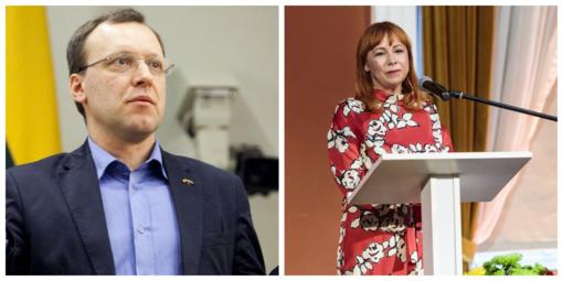 Ministrei J. Petrauskienei neatsistatydinus pačiai, parlamentaras N. Puteikis grasina interpeliacija