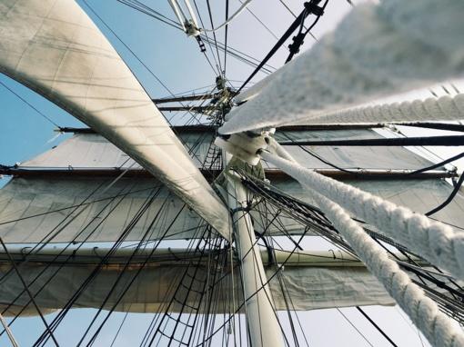 Istorinėje krantinėje planuojama įrengti senovinių laivų muziejų po atviru dangumi