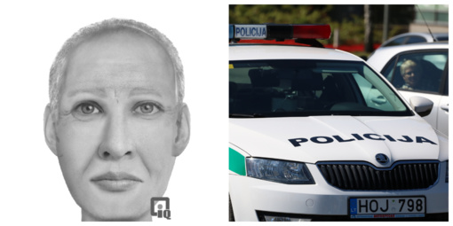 Sulaikytas vyras, Klaipėdos parke užpuolęs moterį su vaiku