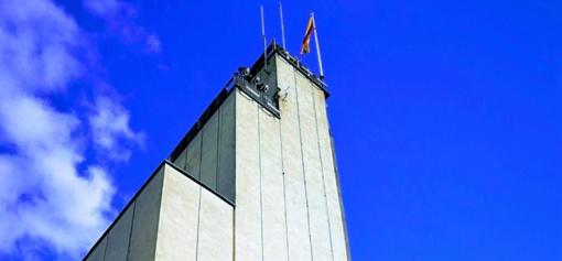 Tikimasi, kad Rotušės bokšto laikrodis pradės tiksėti dar šiemet