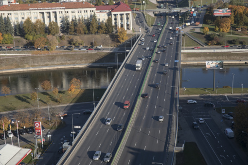 Konservatoriai susirūpino dėl oro užterštumo Vilniuje