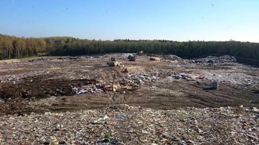 Prezidentė grąžino Atliekų tvarkymo įstatymo pataisas