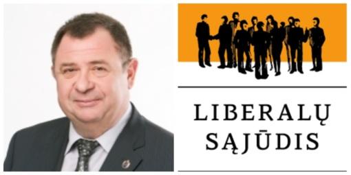 Elektrėnų liberalai palaikė dabartinį merą - K. Vaitukaitis vėl kandidatuos į merus