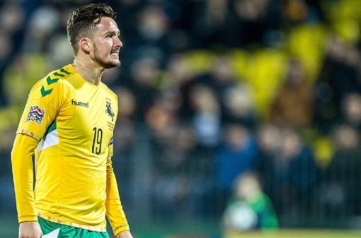 Futbolininkas N. Valskis: galime ir privalome imti pergalę
