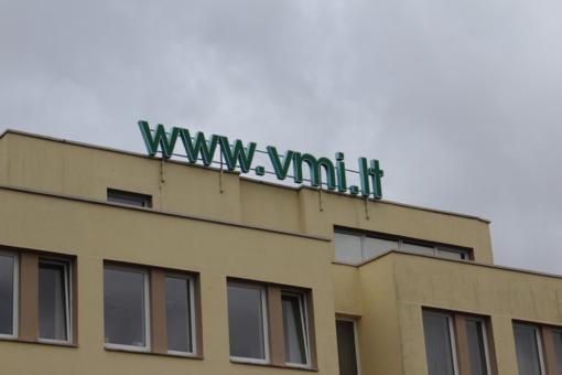 Kauno VMI archyve kilo gaisras