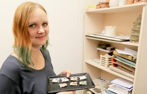 """Lina Timukaitė: """"Esu kūrėja su polėkiais"""""""