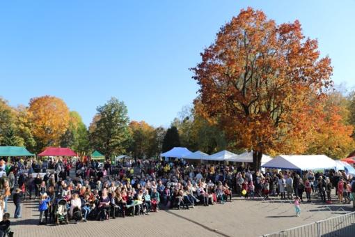 Vietos savivaldos diena pažymėta nuotaikinga švente (fotogalerija)