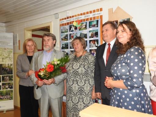 Poeto asmeninė biblioteka – dovana Kazitiškio krašto žmonėms