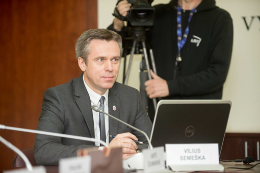 V. Semeška traukiasi iš Druskininkų savivaldybės tarybos narių
