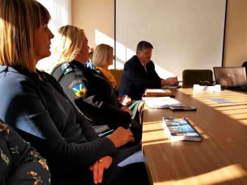 """Pradedama įgyvendinti projektą """"Savižudybių prevencijos modelis ir jo taikymas Lietuvos savivaldybėse"""""""