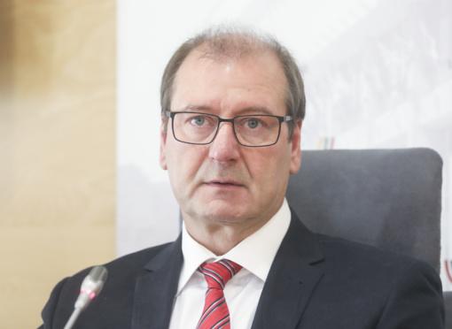 V. Uspaskichas sieks Vilniaus mero posto
