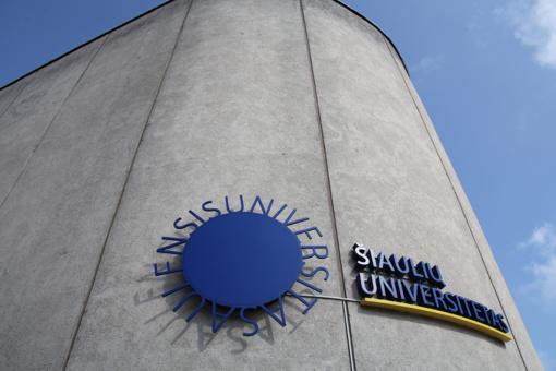 Pranešimas apie parengtas Šiaulių universiteto reorganizavimo prijungimo prie Vilniaus universiteto būdu sąlygas ir būsimą reorganizavimą
