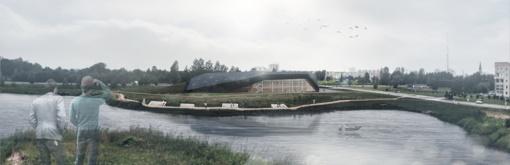 Mažeikiuose bus statomas sporto ir pramogų centras
