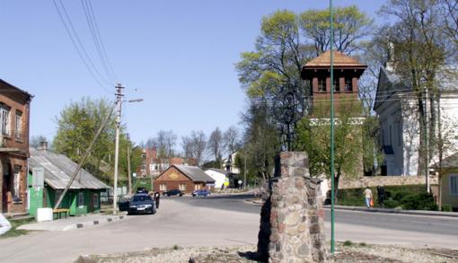 Giedraičių miestelio centrinė gatvė bus patogesnė pėstiesiems