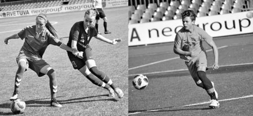 """Jauniesiems futbolininkams – išskirtinis """"Neo Group"""" dėmesys"""