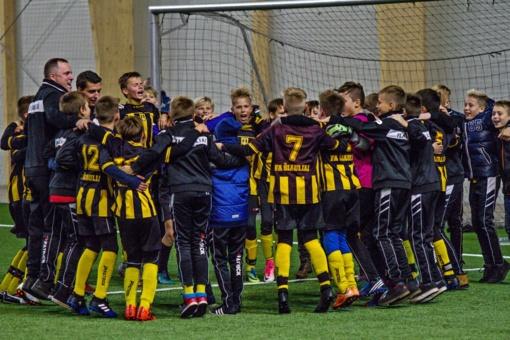 """FA """"Šiauliai"""" komandos – visų amžiaus grupių finaliniuose etapuose"""