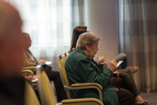 Šeštadienį - nemokamas seminaras, skirtas susidūrusiems su onkologine liga