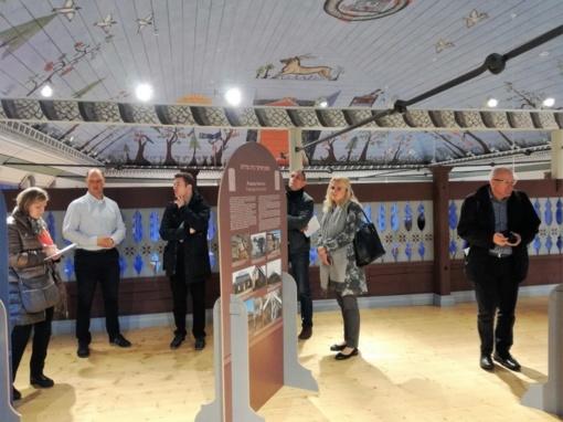 Sinagogoje lankėsi Europos Tarybos Parlamentinės Asamblėjos atstovai