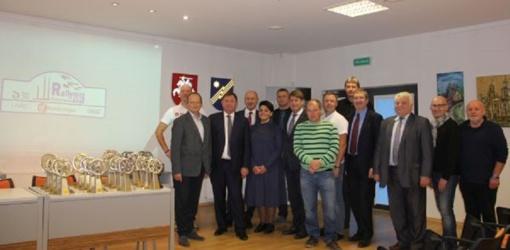 """""""Rally Elektrėnai"""" organizatoriai padėkojo už bendradarbiavimą"""