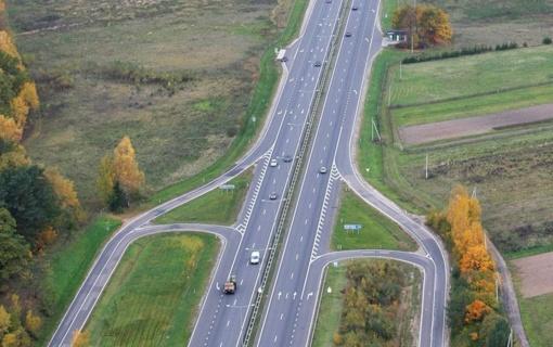 R. Masiulis: investicijos į kelių infrastruktūrą auga, jų efektyvumą didins skaidrūs pirkimai ir racionalus planavimas