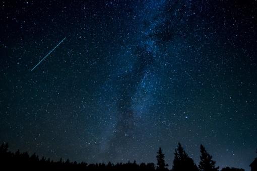 Šį savaitgalį Europa grožėsis Orionidų meteorų lietumi