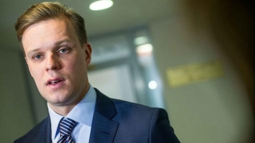 G. Landsbergis: tikimės, kad premjeras bus apsirengęs savo drąsiuosius marškinius ir ateis pas opoziciją