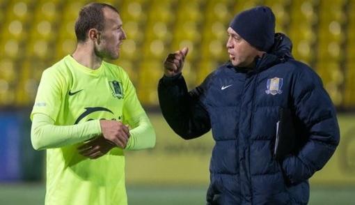 """""""Trakų"""" treneris A. Rybakas: nemanau, kad rungtynės su """"Žalgiriu"""" bus tokios pačios"""