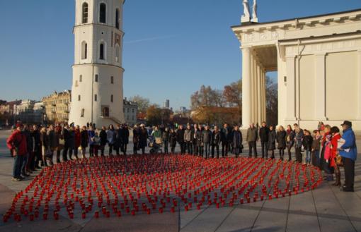 13 miestų pagerbs organų donorus: degs 1607 žvakelės