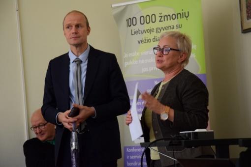 Vilkaviškio rajone ketinama įkurti savipagalbos grupę onkologiniams ligoniams