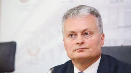 G. Nausėda subūrė komunikacijos specialistų komandą