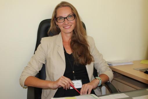 Mokiniai sužinojo, kokių profesijų žmonės dirba Šiaulių teritorinėje ligonių kasoje