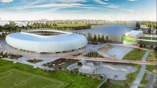 Lietuvos Aukščiausiasis Teismas grąžino antrąjį dalyvį į Nacionalinio stadiono konkursą