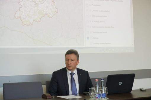 Sėkmingoms deryboms su Lietuvos automobilių kelių direkcija vainikuoti rengiama dvišalė sutartis