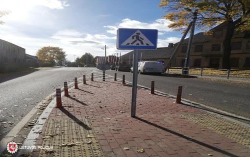 Per savaitę šalies keliuose žuvo du žmonės
