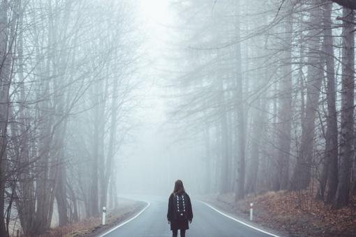 Kelių būklė ir eismo sąlygos: dalyje Lietuvos tvyrojo rūkas
