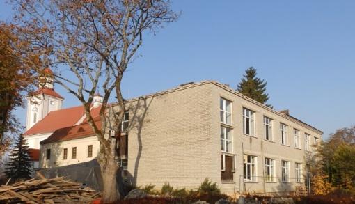 Videniškių mokyklos pastate atsivers naujos galimybės bendruomenei