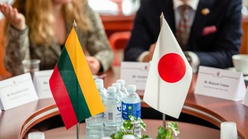 Oficialia sutartimi sutvirtinta Kauno ir Japonijos miesto draugystė