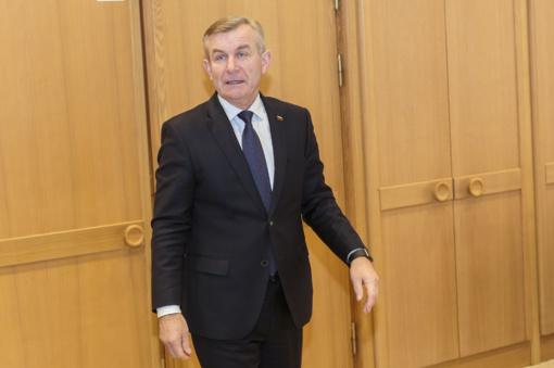 V. Pranckietis: dėl galimybės turėti Palestinos misiją konkuruoja visos trys Baltijos šalys