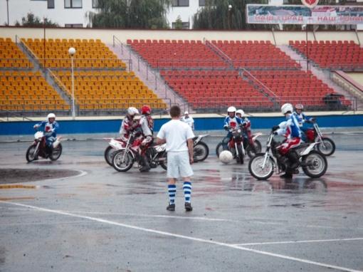 """Skuodo """"Bartuva"""" - Centrinės Europos motobolo lygos vicečempionė"""