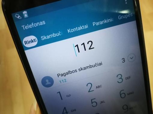 Gautas pranešimas apie Panevėžio rajono gimnazijoje padėtą sprogmenį