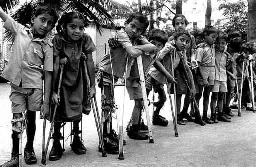 Pasaulinė kovos su poliomielitu diena – spalio 24 d.